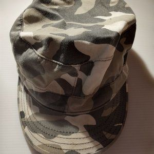 Youth Camaflouge Hat